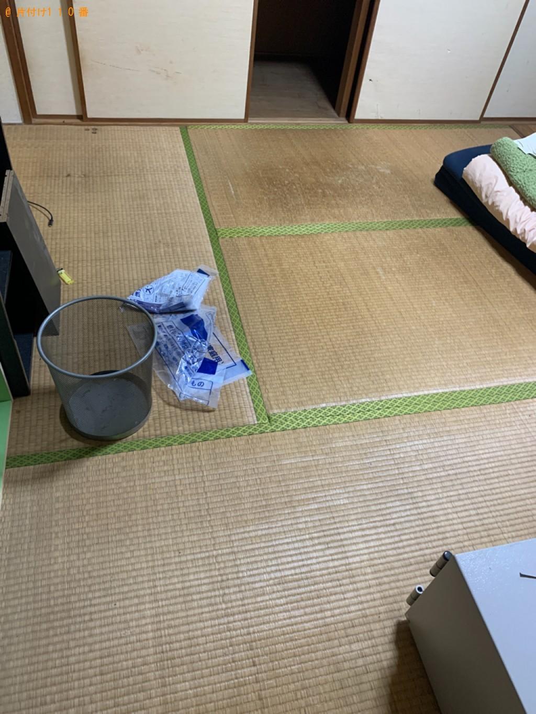 【宮崎市】電子レンジ、衣類、ダンボール、カラーボックス等の回収