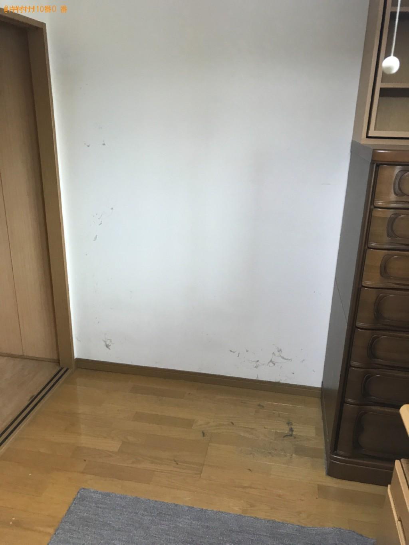 【宮崎市】クローゼット、家具の回収・処分ご依頼 お客様の声