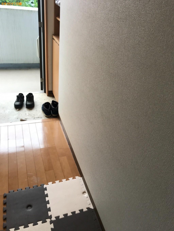 【宮崎市】冷蔵庫、洗濯機、シングルベッド、電子レンジ等の回収