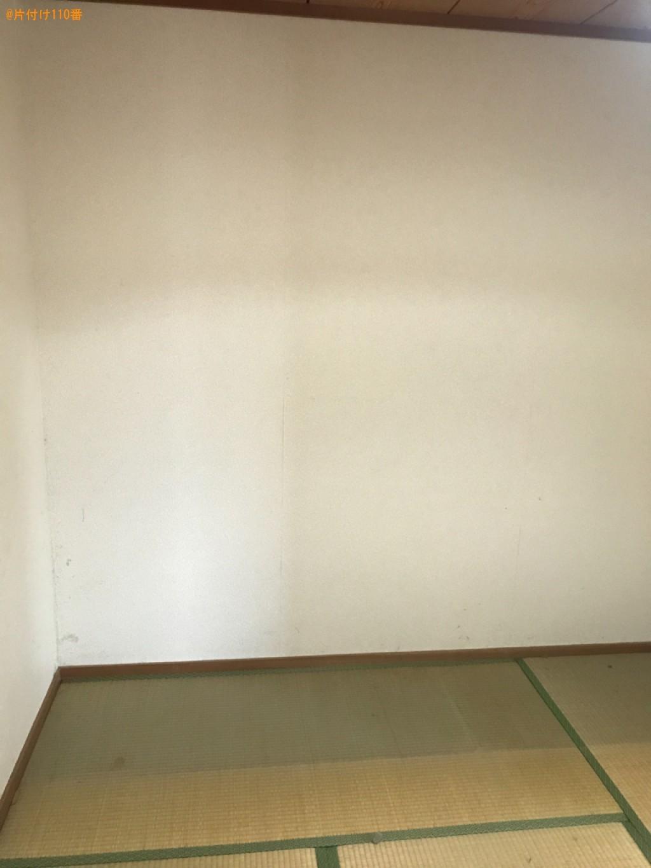 【宮崎市吉村町】食器棚、クローゼットの回収・処分ご依頼